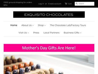 Exquisito Chocolates