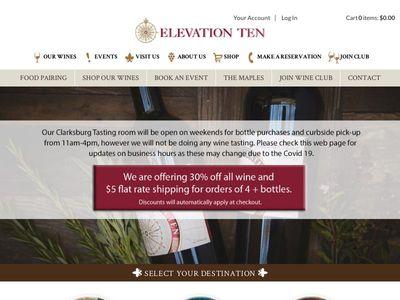 Elevation Ten