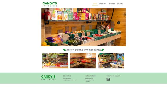 Candy's Fruit Stand