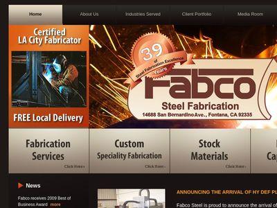 Fabco Steel Fabrication, Inc.