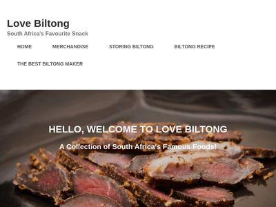 Love Biltong