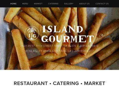 Island Gourmet Restaurant