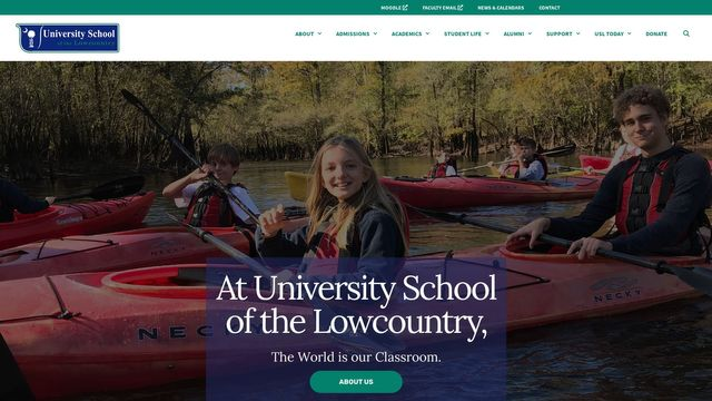 University School of the Lowcountry