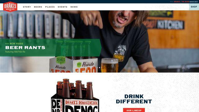 Drake's Brewing Co.