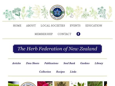 Herb Federation of New Zealand Inc