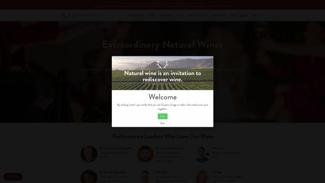 DRY FARM WINES LLC