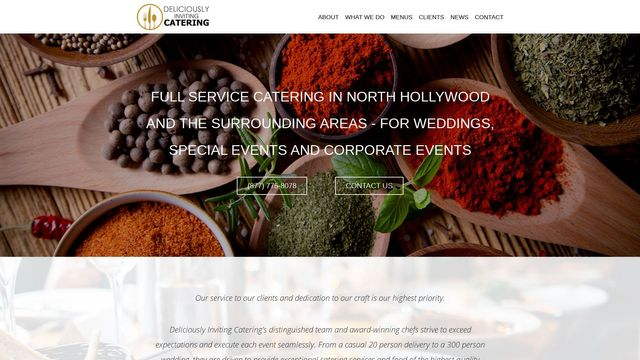 Inviting Catering Company