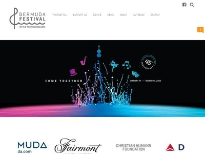 Bermuda Festival of the Performing Arts Ltd.