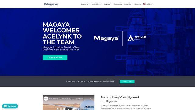 Magaya Corp.