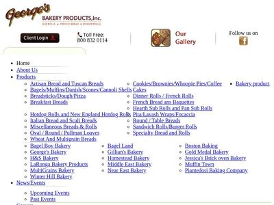 George's Bakery Products Inc