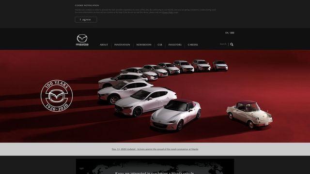 Mazda Motors UK Limited