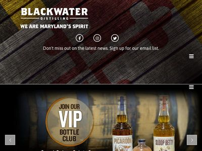 Blackwater Distilling, Inc.