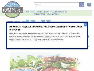 Wild Planet Foods, Inc.