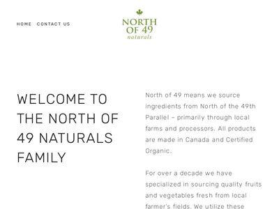 North of 49 Naturals Inc.