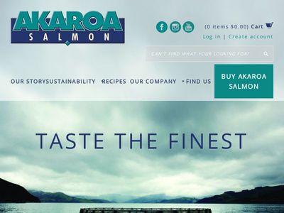 Akaroa Salmon New Zealand Ltd