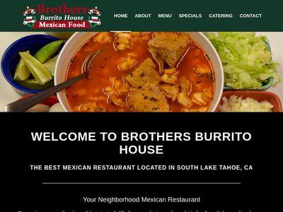 Brothers Burrito House