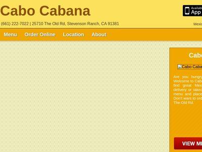 Cabo Cabana