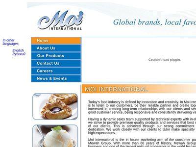MOI FOODS (THAILAND) CO. LTD.