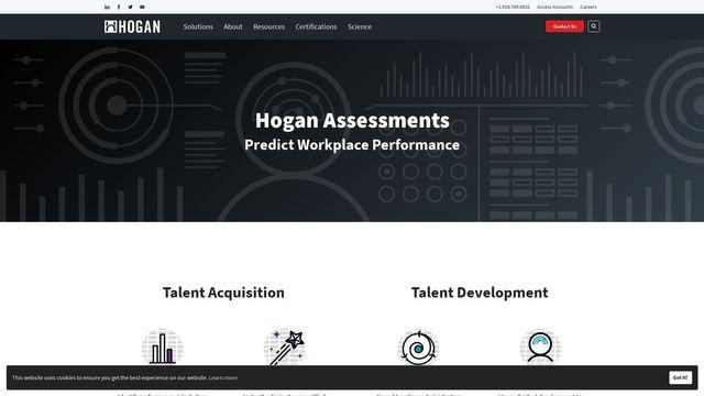 Hogan Assessment Systems, Inc.