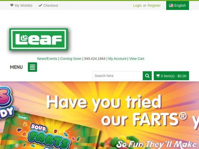 Leaf Brands, LLC