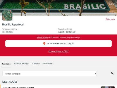 Brasilic Superfood
