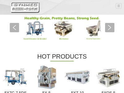 Shijiazhuang Synmec International Trading, Ltd.