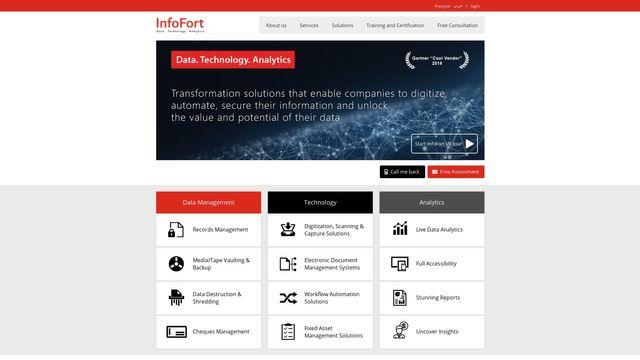 Information Fort LLC
