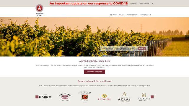 Accolade Wines Australia Limited