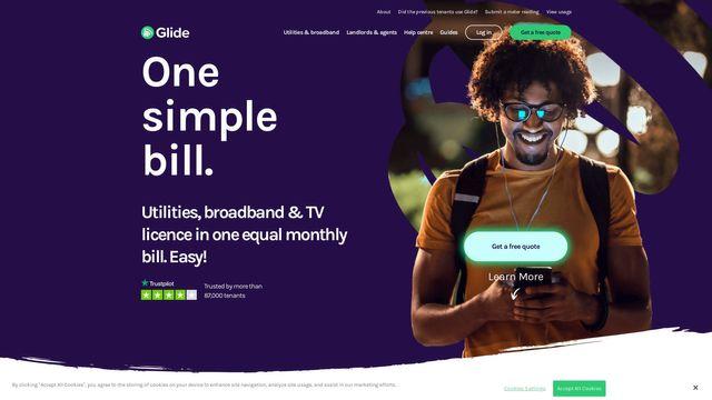 Glide Utilities Ltd.