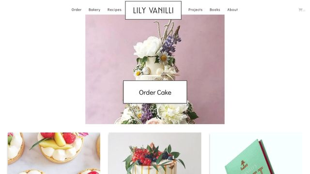 Lily Vanilli Limited
