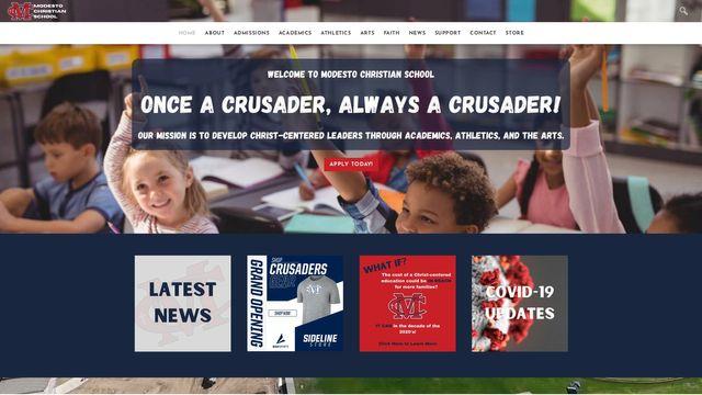 Modesto Christian School