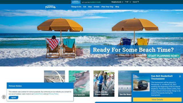 Visit Pensacola, Inc.