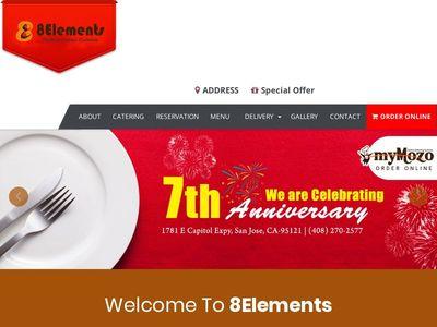 8Elements Indian Restaurant 8Elements Indian Restaurant