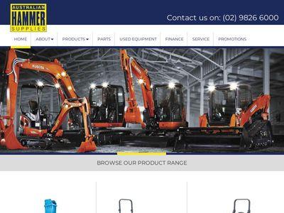 Australian Hammer Supplies Pty Ltd