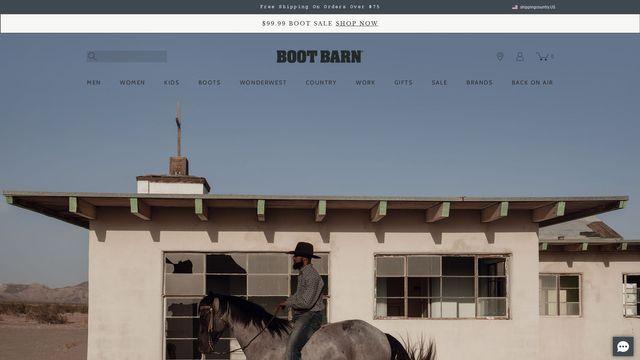 Boot Barn Holdings, Inc.