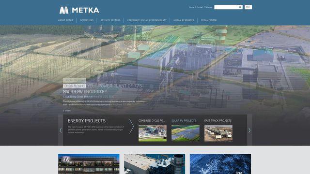 METKA EGN Ltd