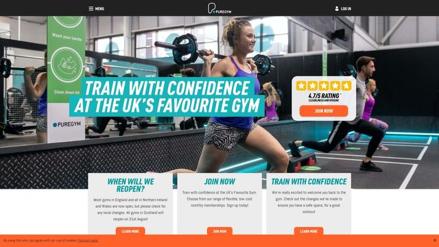 Pure Gym Ltd