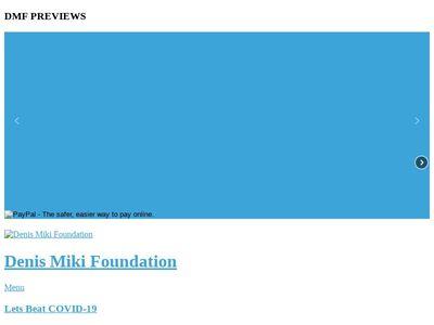 Denis Miki Foundation