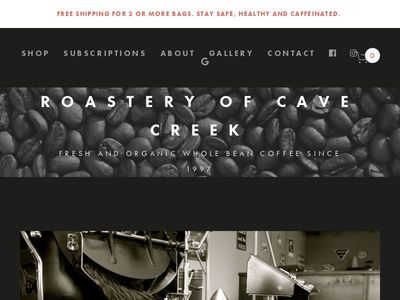 Roastery of Cave Creek
