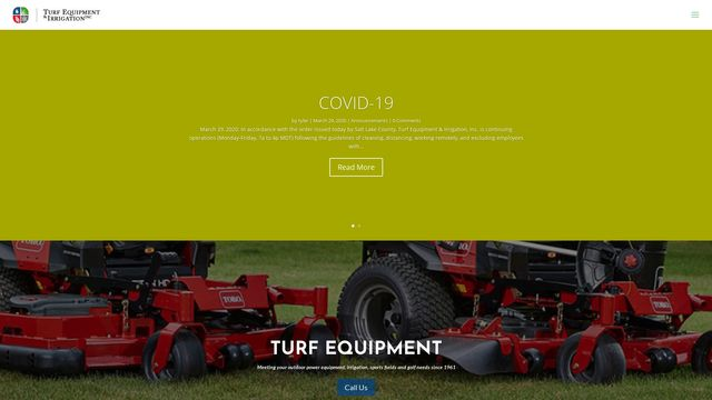 Turf Equipment & Irrigation, Inc.