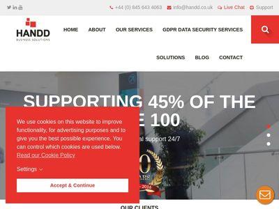 HANDD Business Solutions Ltd