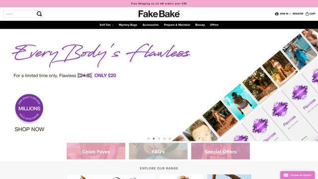 Fake Bake United Ltd