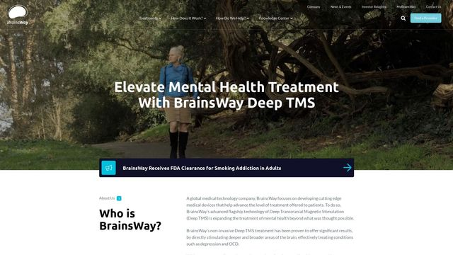 BrainsWay Ltd.