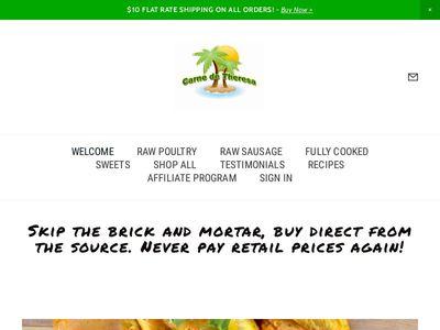 Carne de Theresa Food Distributors