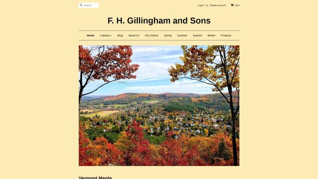 F. H. Gillingham and Sons
