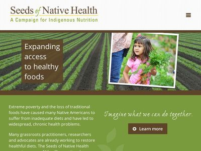 Seeds of Native Health