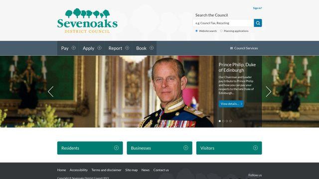 Sevenoaks Tenants Ltd.