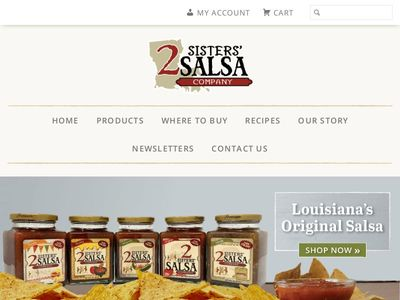 2 Sisters' Salsa Company