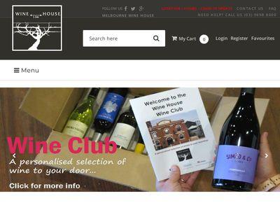 Melbourne Wine House