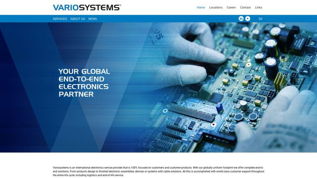 Variosystems Co., Ltd.